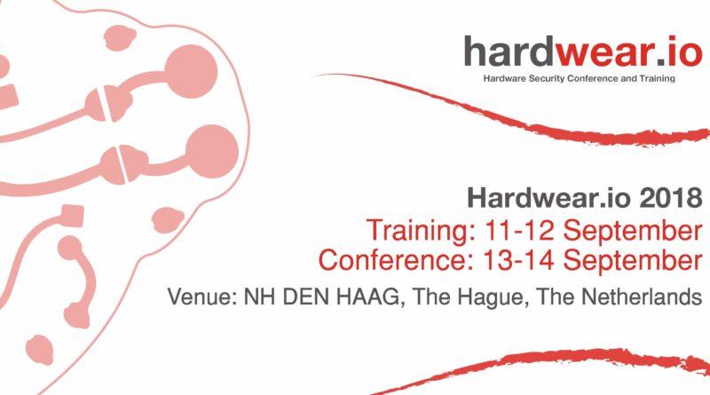 hardwear.io hardware security