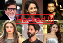 10 Bollywood celebrities whose social media account got hacked