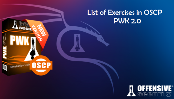 oscp blog list of exercises in oscp